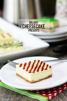 Holiday Cheesecake P
