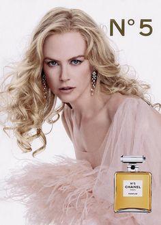 Nicole Kidman for Chanel ❤