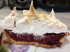 The Culinary Scene: Tartaletas de arándanos con merengue # Blueberry meringue Tarts