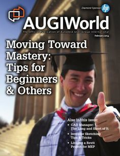 AUGIWorld Feb 2014 edition available online
