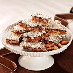 Toffee Talk Almond Toffee