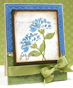 background stamp, stamp flower, color combos, backgrounds, book pages, card, blues, beauti color, old books