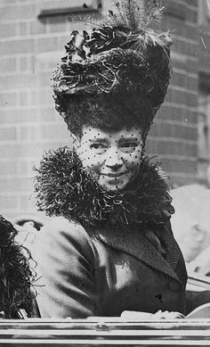 The Empress Marie Feodorovna - mother of the last Tsar.