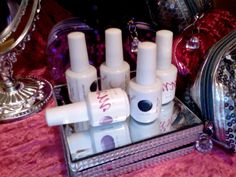 MagicManicure gel polish bottles - a huge 15mL size and will last 30+ applications!