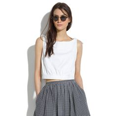 sew blous, midi skirts, solid top, full skirts, rachel comey