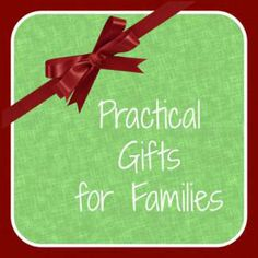 Tired of materialism? Here are some great gift ideas for loved ones that won't add more stuff to their household.  Plus they will love them!  Most of these ideas work for last minute giving too!
