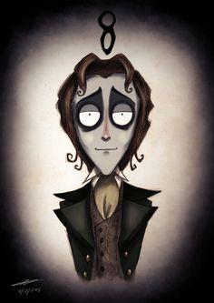 Tim Burton Doctors - 8