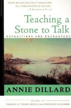 book worth, expedit, encount, book worm, anni dillard, stones, talk