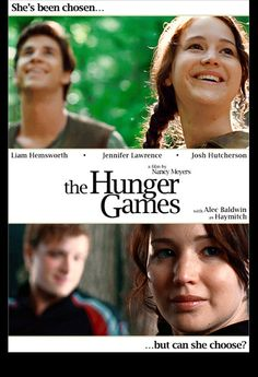 This is my favorite Hunger Games (Im)poster