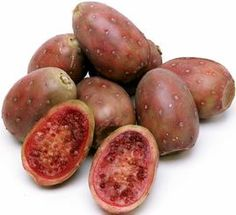 is cactus fruit healthy fruit pectin