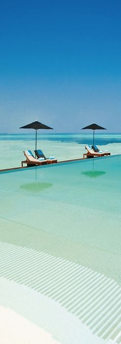 LUX Maldives (Indian Ocean).
