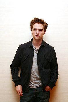 R Pattinson...