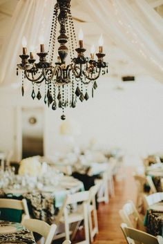 oh so charming, definitely a beautiful place to get married #rocheharbor #destintionwedding #chandelier http://www.rocheharbor.com/weddings