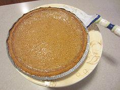 pumpkin pie: 6 points