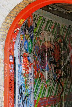 Graffitti graffitti, graffiti artwork