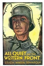 """All books by Erich Maria Remarque - """"All Quiet on the Western Front"""" is Impressive!"""