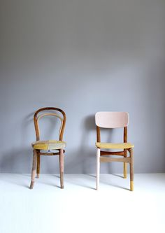 dressed chair