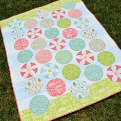 Amanda Murphy Design: Garden Spot - in Quiltmaker! (plus 2 giveaways)