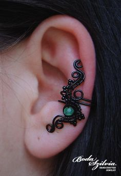 ear wrap black