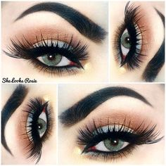 all about the lashes #makeup