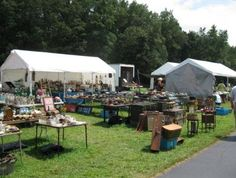 World's Longest Yard Sale -- The US 127 Corridor Sale -- This weekend August 1-4.