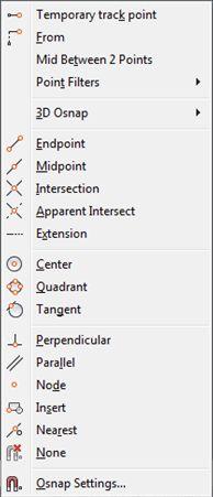 How to activate underlining of mnemonics in AutoCAD menus