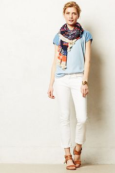 Pilcro Stet Cropped Jeans #anthropologie