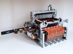 lego machine, geek lego