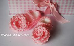 Newborn baby shoes booties-booties-mary janes