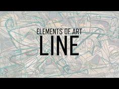 Elements of Art: Line | KQED Arts - YouTube