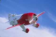 Gee Bee R-2 #aviation #aircraft #classic #single #piston #racer #usa