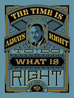 Mike Harpin Graphic Supply Co. — MLK No.1