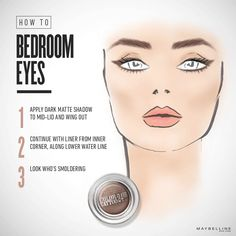 Eye makeup tutorials ideas on pinterest makeup tools for Bedroom eyes makeup