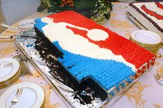 NBA Cake