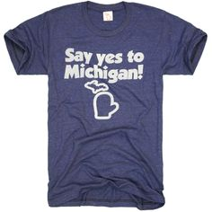 Say Yes to Michigan.
