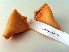 iLL Fortune Cookies with ridiculous messages