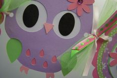 another cute owl baby shower banner :)