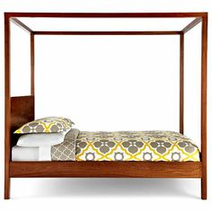 Happy Chic by Jonathan Adler Bleecker Four-Poster Bed - jcpenney