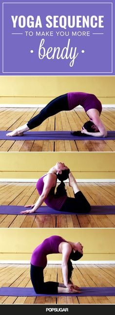 Want to Become More Bendy? Do This Backbending Yoga Sequence