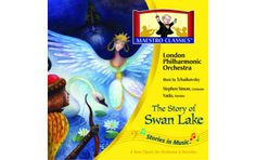 free homeschool curriculum to go with Maestro Classics story and classical music albums - this one is for The Story of Swan Lake