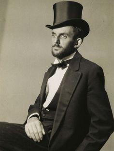 Ansel Adams, Self-Portrait ca 1930