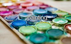 painting #littlereasonstosmile