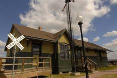 Railroad Depot Katy,