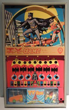 1966 Japanese Batman Pachinko game