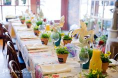 Baby Shower Garden Party By The Sweetest Occasion