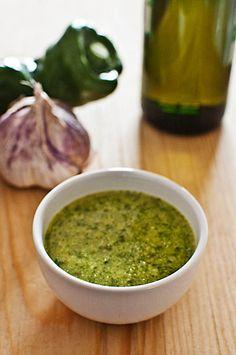 Mojo verde canario, salsas con Thermomix « Trucos de cocina Thermomix