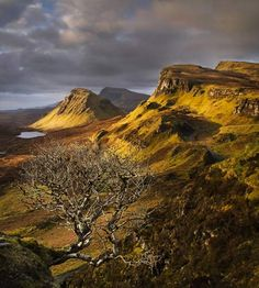 Trotternish from the Quiraing  Isle of Skye