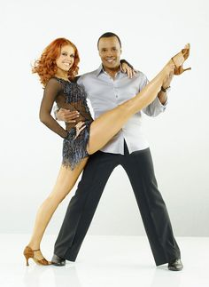 Sugar Ray Leonard & Anna Trebunskaya