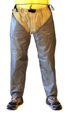 Mountain Laurel Designs Cuben Fiber Rain Chaps (1.4oz) - $75.00