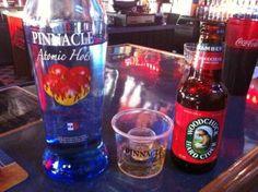 Pinnacle Atomic Hots & Hard Apple Cider